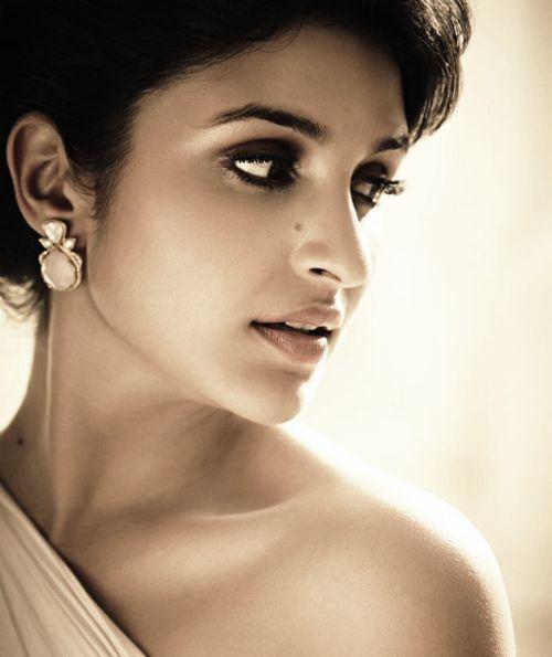 The stunning Parineeti Chopra!