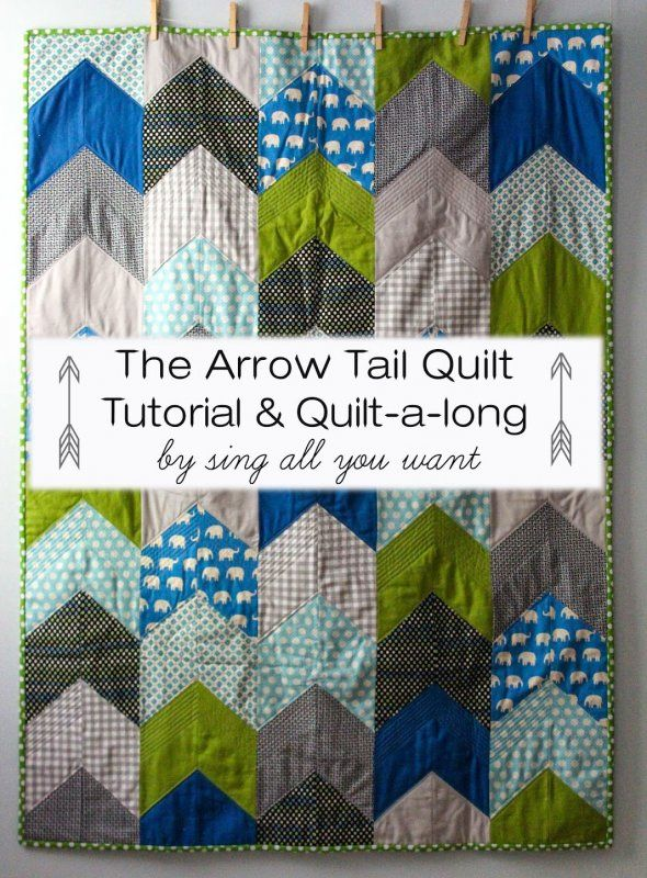 THIS IS THE ONE..........Like Sparrow Quilts.....Free Tutorial - The Arrow Tail Quilt by Laurel Krynock