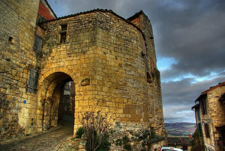 Cordes sur Ciel, Tarn, France