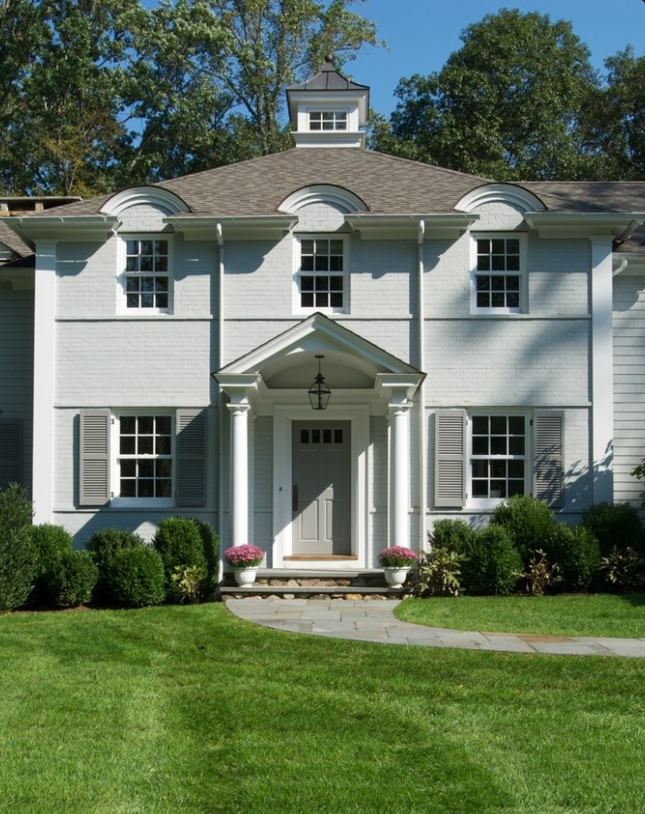 Exterior paint colors for our house