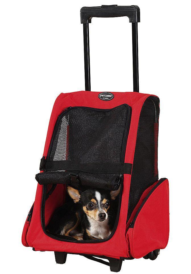 Hunde-Tragetasche »Hunde-Transport-Trolley«