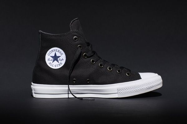 The New Chuck Taylors
