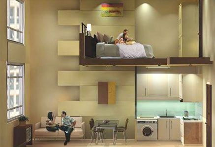 Fort Residences - Interiors