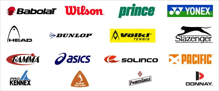 Different Types Of Tennis Shoes Logos