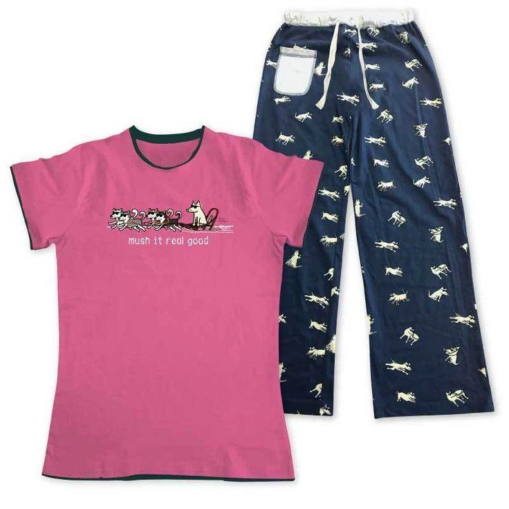 Mush It Real Good - Ladies Pajama Set