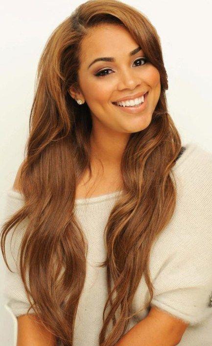 Lauren London Hairstyles | Allhairstyles.Website