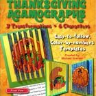 THANKSGIVING Activities and Crafts: Three Color-by-Number
