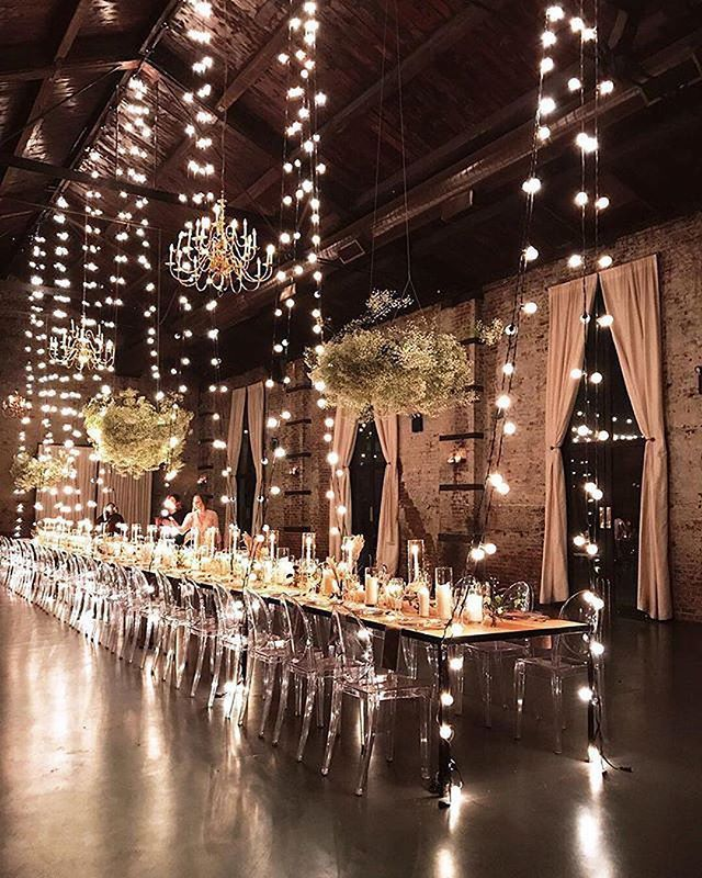 35 Stunning Wedding Lighting Ideas You Must See Elegantweddinginvites Com Blog Wedding Lights Romantic Wedding Decor Wedding Reception Lighting