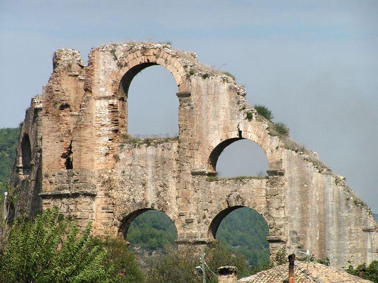 Turkey - Aspendos viadukt 01