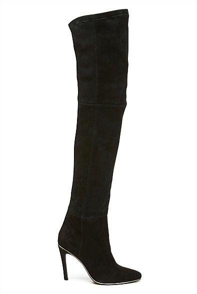 #junesale Sale Her | Witchery - Isabel Over The Knee Boot