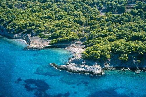 Dragonera, Agistri Island, Greece