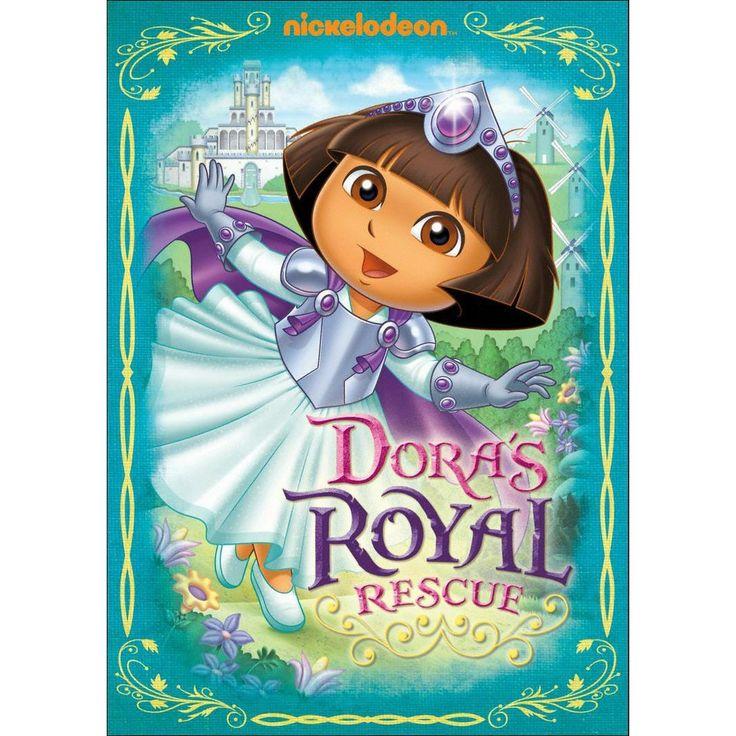Dora the Explorer: Dora's Royal Rescue (dvd_video)