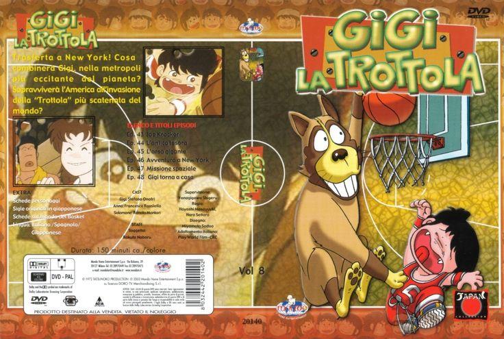 Gigi la trottola - Volume 8 Episodi 43-48