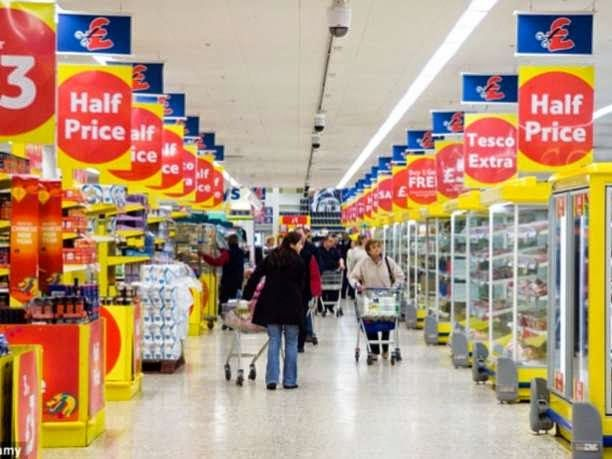 eniaftos: Supermarket tricks that make you buy more and spend more