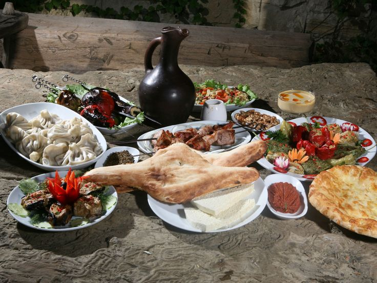 The 10 Dishes That Will Make You Fall in Love with Georgian Food