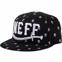 GORRA NEFF SULTANS BLACK http://www.nucleolongboard.com/index.php?id_product=246&controller=product