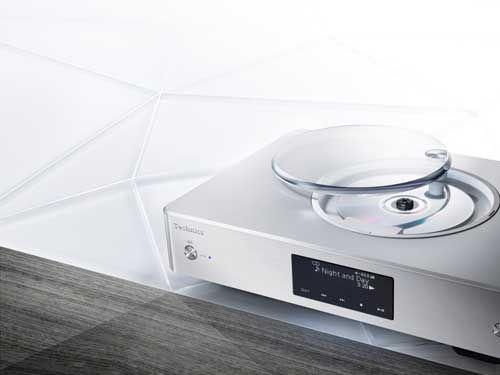 Premium All in One HiFi System Ottava auf der klangBilder|15 #technics #ottava #cd-player #klangbilder