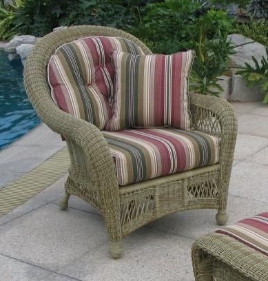 Wonderful Outdoor Wicker Furniture Cushions | ... Wicker Chair Cushions Are Included  Our All Weather Part 10