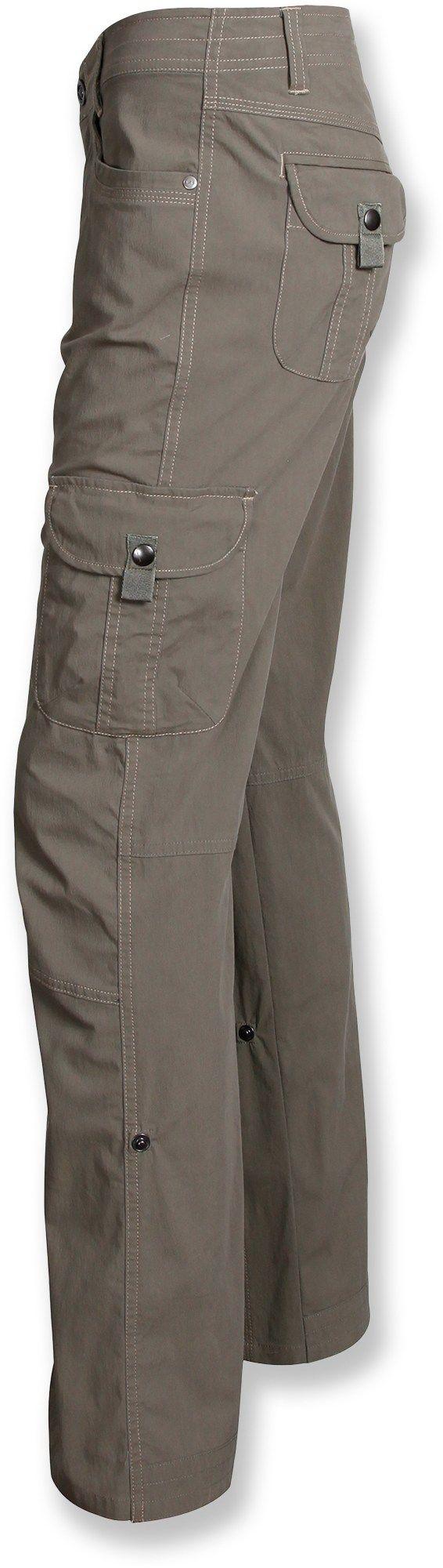 Kuhl Splash Roll-Up Pants - Women's - Free Shipping at REI.com