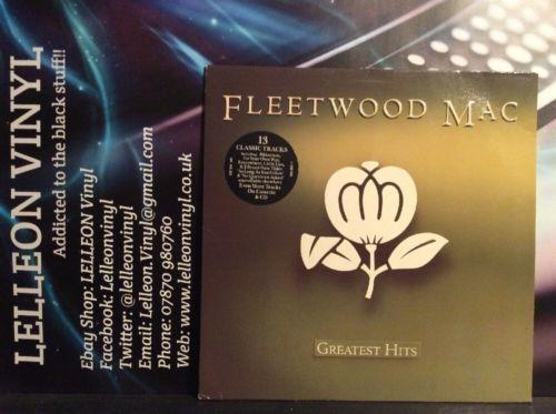 Fleetwood Mac Greatest Hits LP Album Vinyl Record WX221 925801 Rock 80's Music:Records:Albums/ LPs:Rock:Progressive
