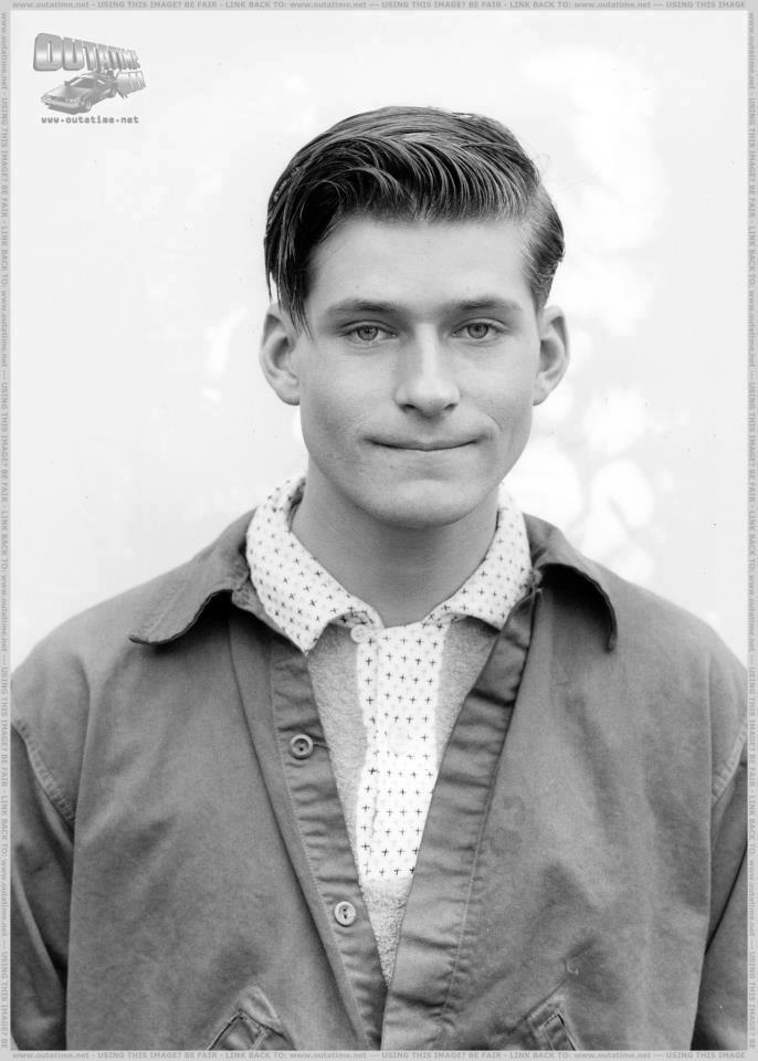 Crispin Glover, Back to The Future