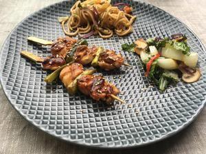 Yakitori: gegrilde kip in saus - Koken & Eten - Voor nieuws, achtergronden en columns