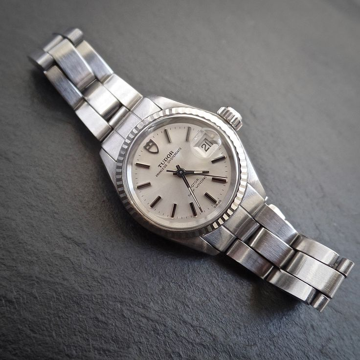 Rolex Tudor Vintgae 1977 18ct White Gold Bez 92414 Princess Oysterdate Automatic in Jewellery & Watches, Watches, Parts & Accessories, Wristwatches   eBay