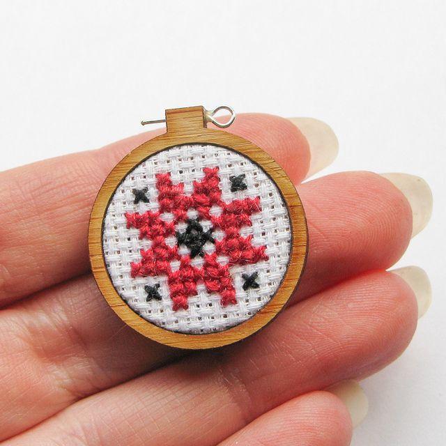 Tiny Cross Stitch | Flickr: Intercambio de fotos