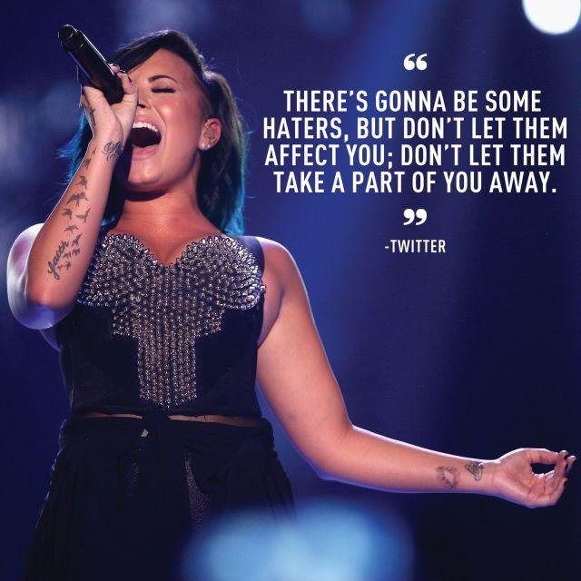 14 Demi Lovato Quotes Every Twentysomething Needs In Her Life
