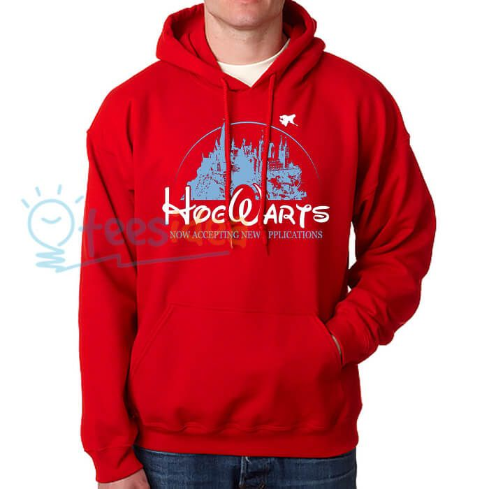 Harry Potter Funny Hogwarts Hoodies Adult Unisex