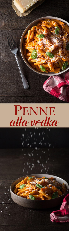 Penne Alla Vodka | brinasbites.com @Brina's Bites