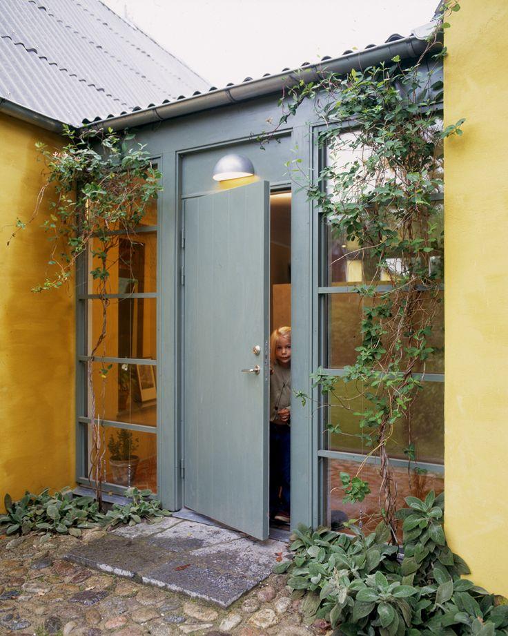 Stångby kyrkby - Bjartmar & Hylta Arkitekter