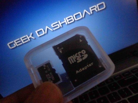 Win Free 32 GB Micro SD card and Ear Phones