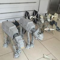 'Just One Last Battle!' – Kevin Davies Prepares To Flog Massive Star Wars Toy Collection (Photos) - http://www.thelivefeeds.com/just-one-last-battle-kevin-davies-prepares-to-flog-massive-star-wars-toy-collection-photos/