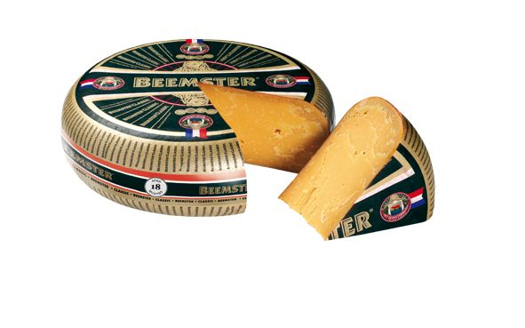 The taste - Beemster Classic cheese