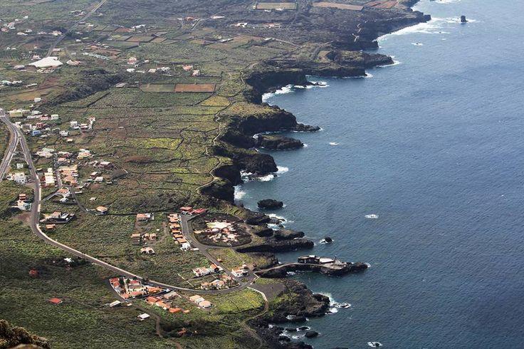 Costa de Frontera - El Hierro