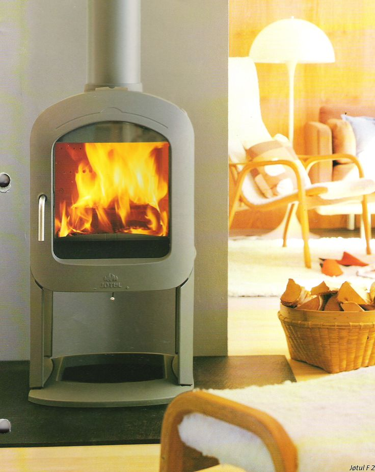 Burning Wood for Heat in your Home