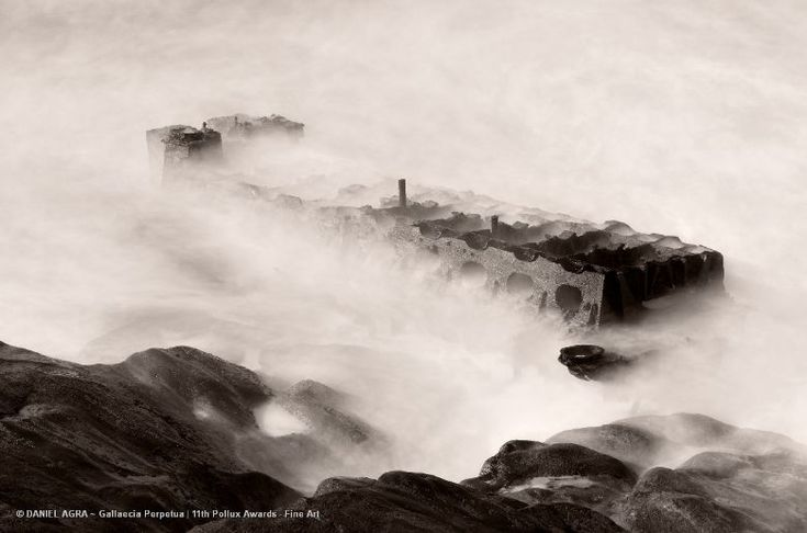 """In the world there is nothing more submissive and weak than water. Yet for attacking that which is hard and strong nothing can surpass it."" (Lao Tzu)  Photo :  Gallaecia Perpetua, Honorable Mention 11th Pollux Awards 2018 – Fine Art (UK)  #GallaeciaPerpetua #fineart #photography #fotografia #paisaje #landscape #art #arte #awards #polluxawards #UK #Mencionhonor #HonorableMention #autor #Coruña #coruna #acoruna #Galicia #spain"