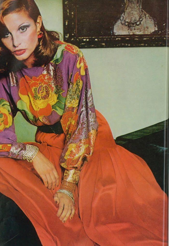 Apollonia Van Ravenstein Vogue 1972