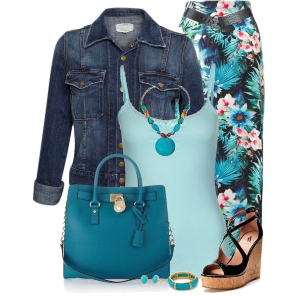 A fashion look from April 2014 featuring Current/Elliott jackets, Lipsy skirts and Ava & Aiden sandals. Browse and shop related looks.