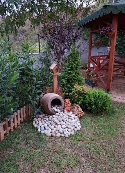 48 Ideen für Gartengesteinspflanzen – Kunst – #…