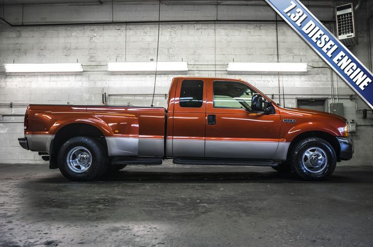 LOW MILE 7.3L Diesel 1999 Ford F-350 Lariat Dually Truck For Sale | Northwest Motorsport