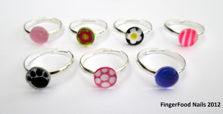 Stocking fillers for mini FingerFood fans :)    https://twitter.com/fingerfoodnails