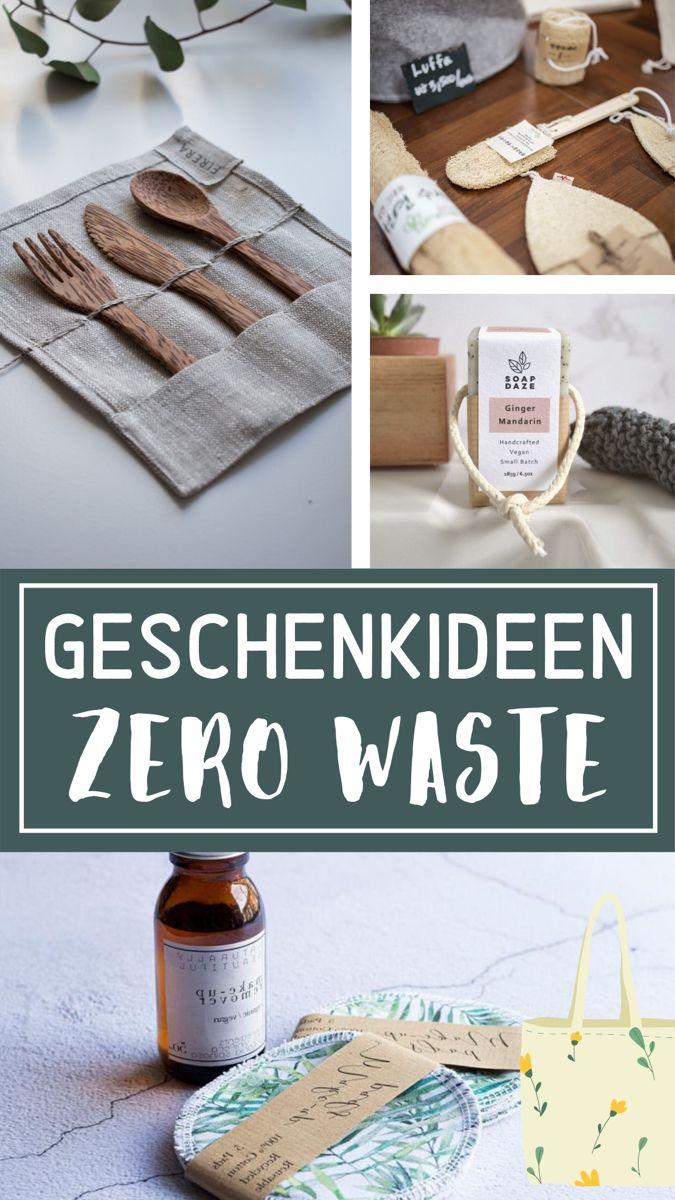 Zero Waste Gift Guide Nachhaltige Geschenkideen Geschenkideen Geschenkideen Freundin Und Geschenkideen Weihnachten