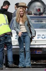 Miley Cyrus was spotted while filming on the set of Untitled Woody Allen Project http://celebs-life.com/miley-cyrus-spotted-filming-set-untitled-woody-allen-project/  #mileycyrus
