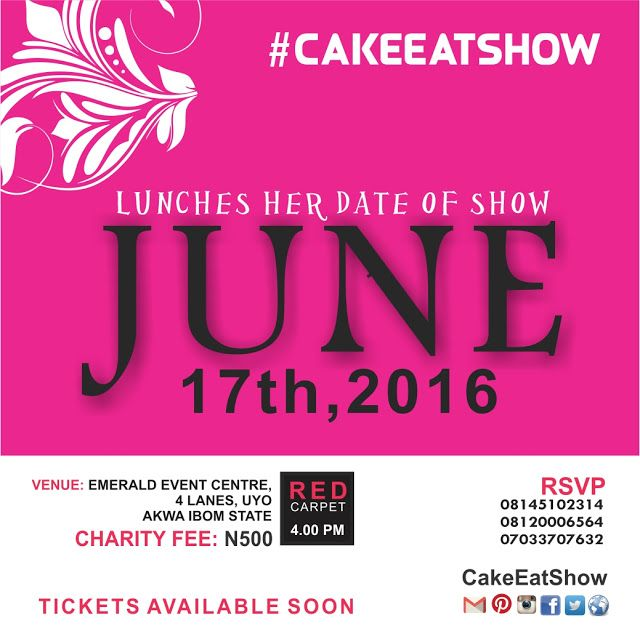 TRENDING EVENT : Uyo to Host Biggest Cake Show Ever #CakeEatShow    If you have a passion for baking cake decorating or just love cakes breads and other delicioustemptations then youll love CAKE EAT Show. Its the ultimate foodies experience a days event devoted to the world of baking and the art of cake decorating.  This one-of-a-kind event is packed withcelebrity displays. Sample and buy tasty treatshave book signings with your favourite baking stars and much more. Suitable for everyone its…