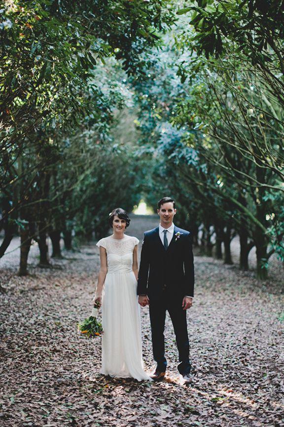 Kayla & Matt's Forest Wedding in Byron Bay  |  Nouba