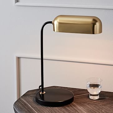 Modern Oxford Table Lamp