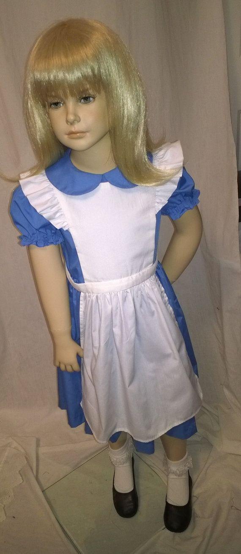 Alice Costume by GirlsDolls on Etsy