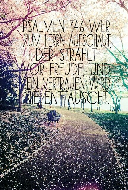 ♡ Psalm 34,6
